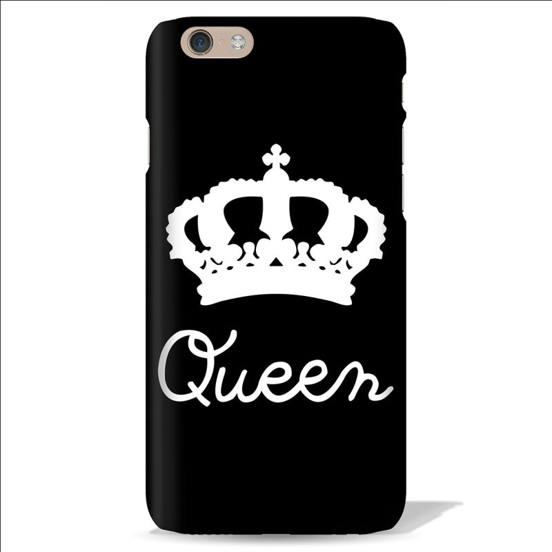 Buy Leo Power Queen Crown Printed Case Cover For Apple iPhone 6 online
