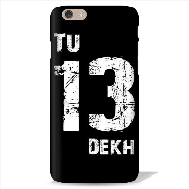 Buy Leo Power Tu 13 Dekh Printed Case Cover For Oneplus X online