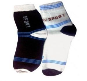 Buy Pack Of 12 Pairs Of Cotton Sports Ankle Socks For Men Women By Ksr Etrade online