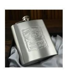 Buy Jack Daniels Wine Flask Stainless Steel online