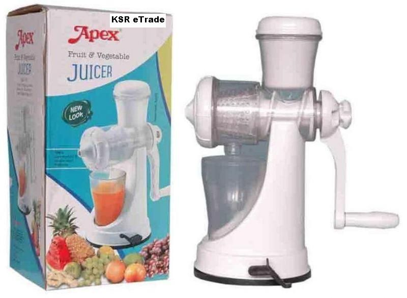 Buy Ksr Etrade Apex Fruit And Vegetable Juicer online