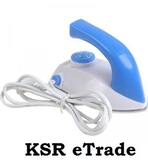 Buy Portable Travel Mini Iron With Cover online