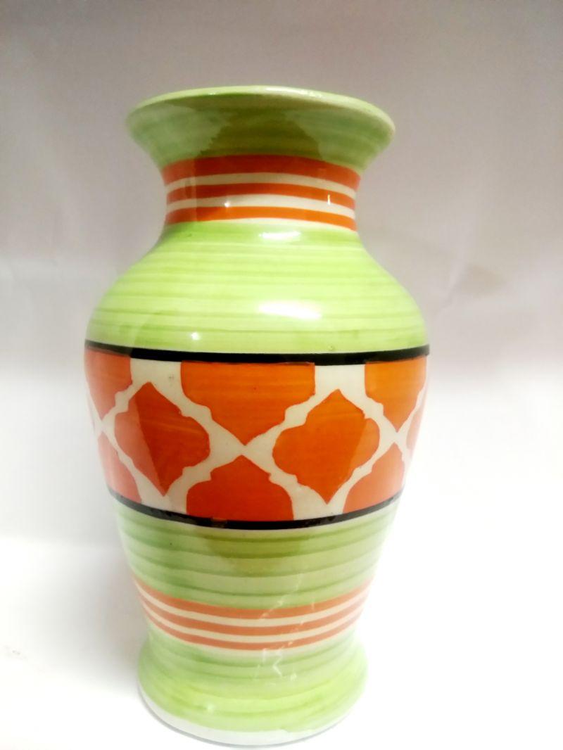 Buy Ceramic Flower Pot Vase Online Best Prices In India Rediff