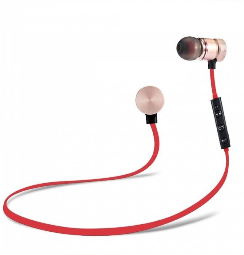 dea39342ef6 Buy Sports Sound Stereo Magnetic Suction Function Music And Movement Wireless  Bluetooth Headset With Mic online