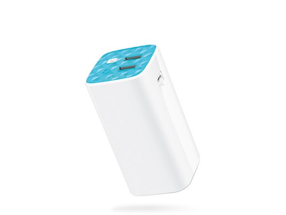Buy Tp-link 10400mah 2 USB Port (5v/1a & 5v/2a)1355/ Power Bank online