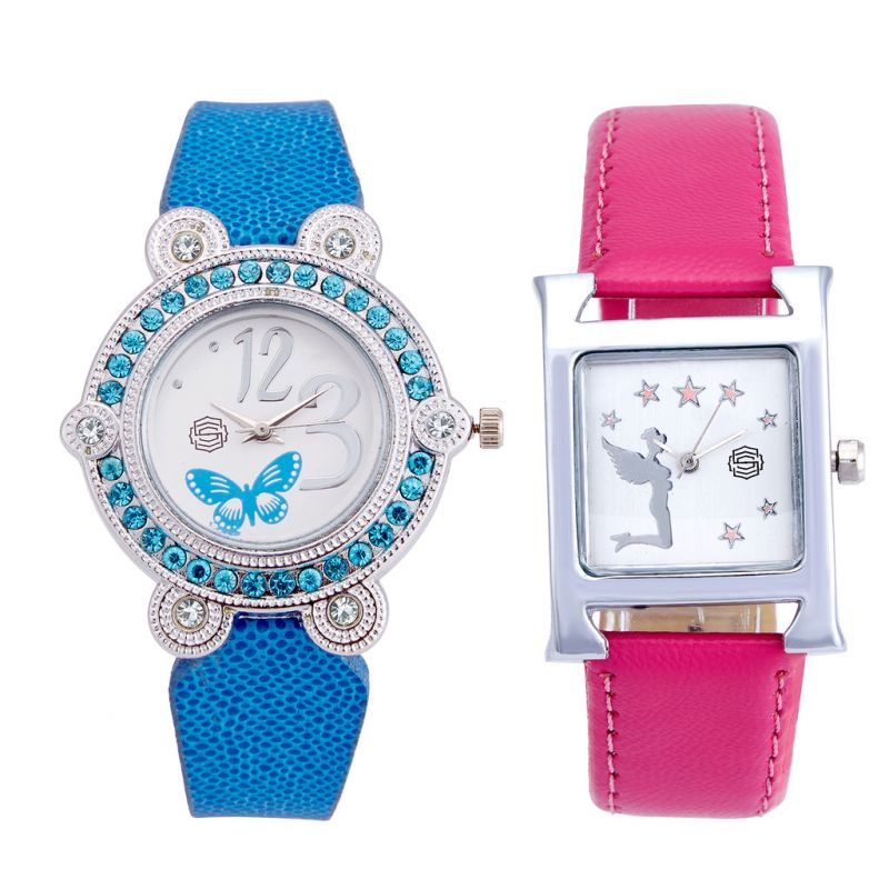 Buy Shostopper Vintage Collection Combo Watches For Womens online