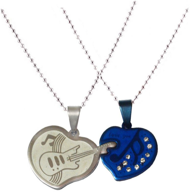 couple products pendant necklace