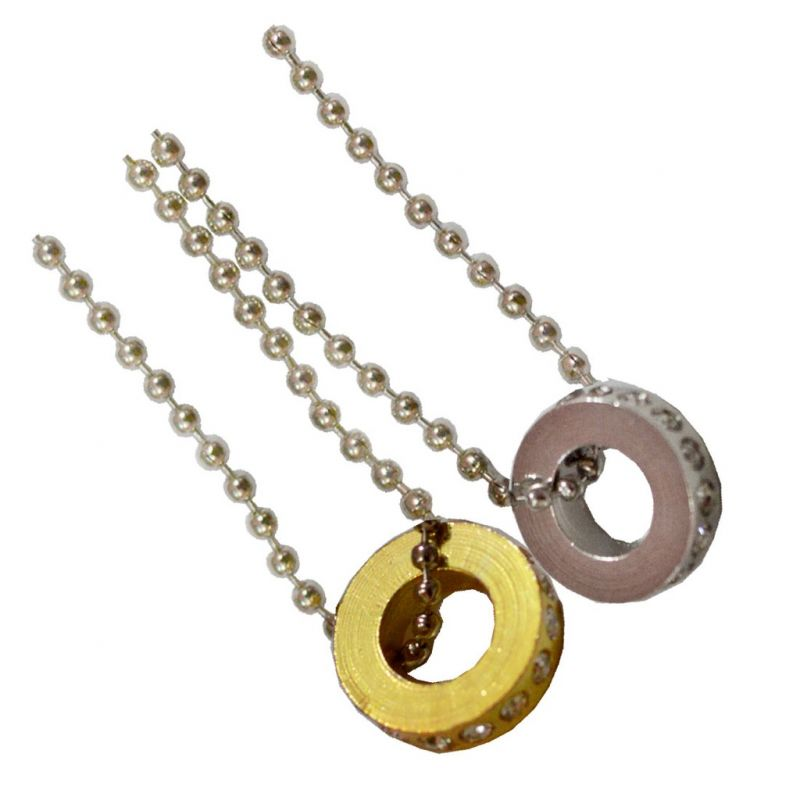 Buy men style best crystal ring gold and silver stainless steel buy men style best crystal ring gold and silver stainless steel round necklace pendant for men and boys online best prices in india rediff shopping aloadofball Choice Image