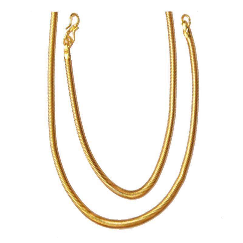 Buy Men Style New Design 2016 22 Inch Gold Alloy Snake Chain For ...