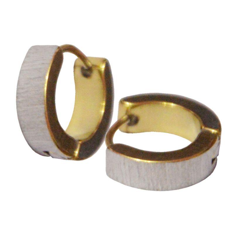 0651c2f8539de Korean Style Hoop Earrings - All About Style Rhempreendimentos.Com