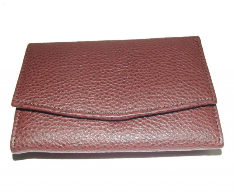 Buy Pe Womens Fashionable Brown Pu Leather Wallet online