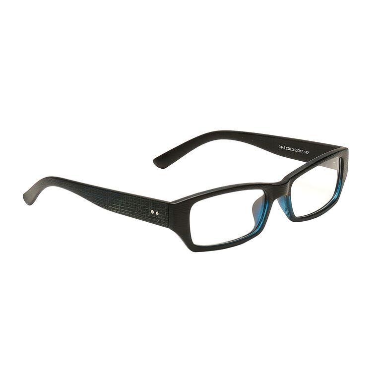 Buy Blue-Tuff Mens Rectangular Sunglass Eyewear Girls Eye Frame ...