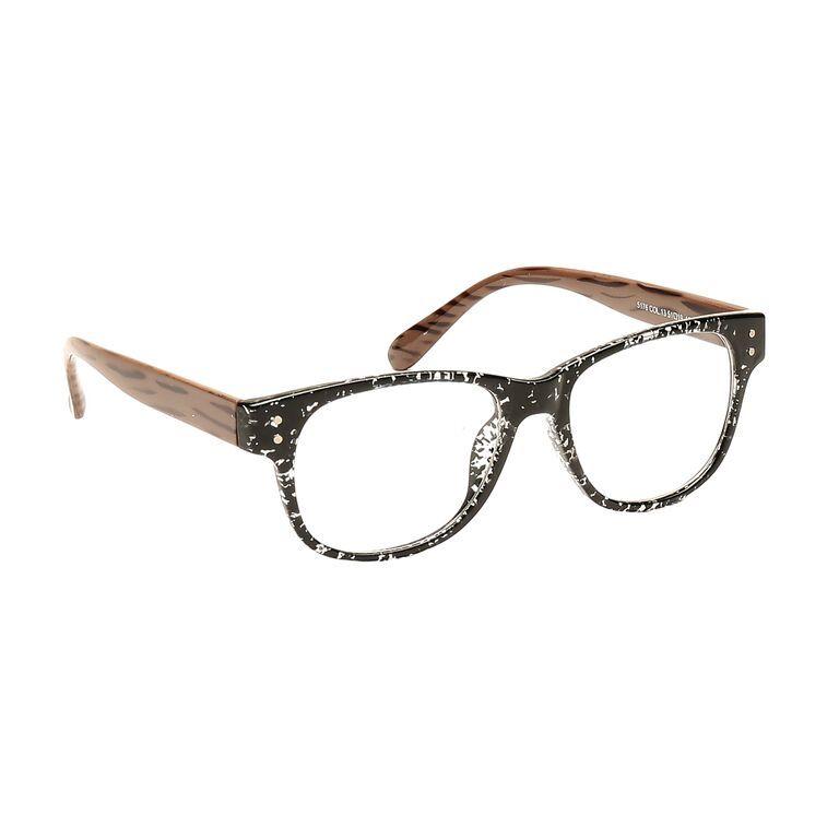 Buy Blue-tuff Mens Oval Sunglass Eyewear Eye Frame-5176-c13-tptblack online