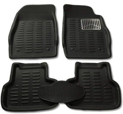 Buy Mp-black Colour-3d Car Floor Mats Perfect Fit For Maruti Suzuki Wagon R online