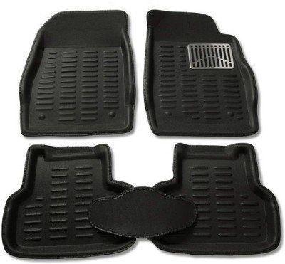 Buy Mp-black Colour-3d Car Floor Mats Perfect Fit For Hyundai Santro Xing online
