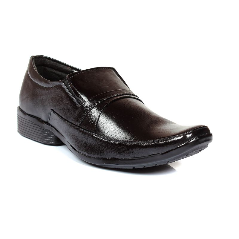 Buy Blue-tuff Mens Formal Black Shoes - Bt-088 online