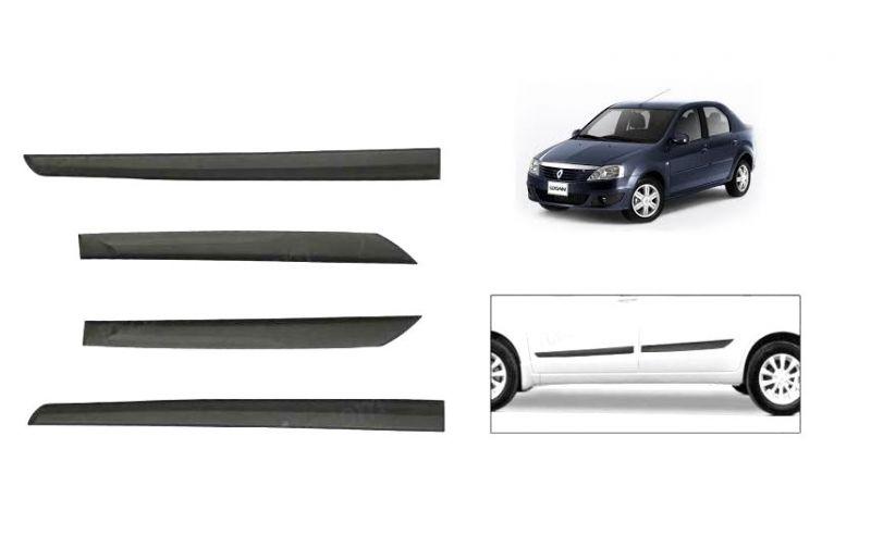 Buy MP Car Original Side Beading Matt Black - Mahindra Logan online