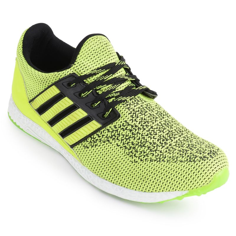 Buy Semana Green Sport Shoes online