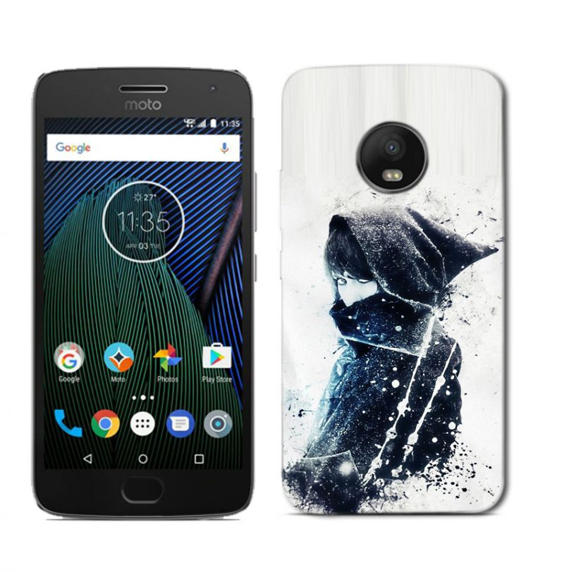 Buy Motorola Moto G5 Plus 3d Back Covers By Ddf (code - Cover_mg5p481) online