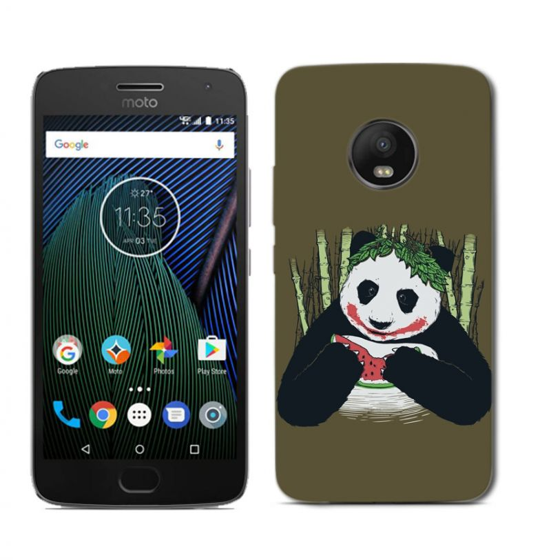 Buy Motorola Moto G5 Plus 3d Back Covers By Ddf (code - Cover_mg5p407) online