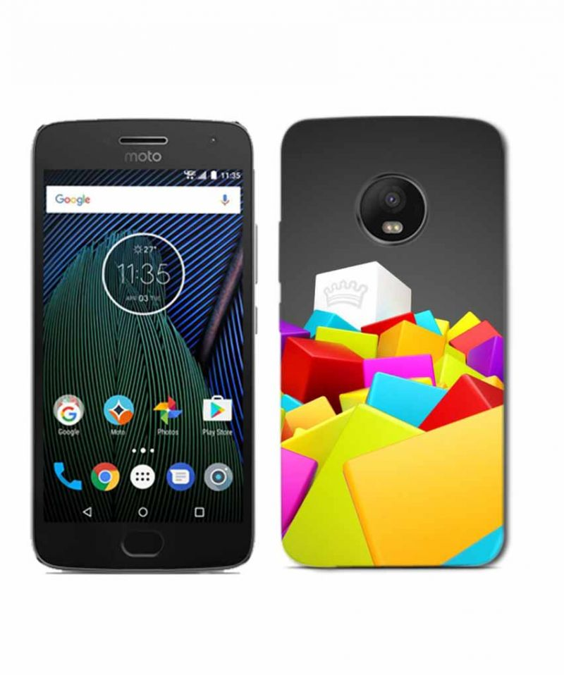 Buy Motorola Moto G5 Plus 3d Back Covers By Ddf (code - Cover_mg5p23) online