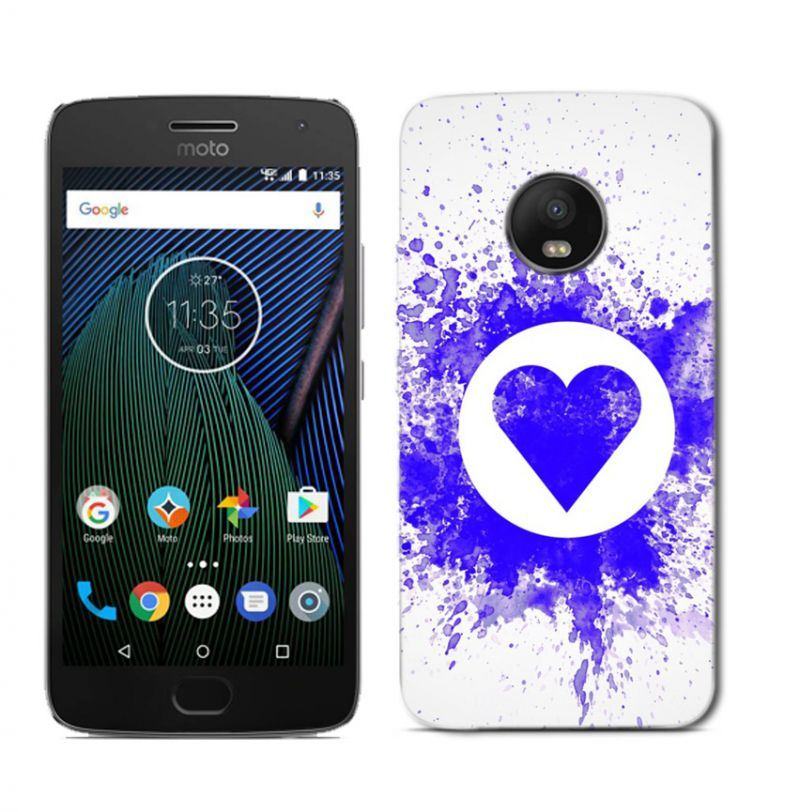 Buy Motorola Moto G5 Plus 3d Back Covers By Ddf (code - Cover_mg5p705) online