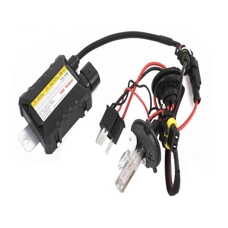 Buy Capeshoppers 6000k Hid Xenon Kit For Mahindra Kine 80cc Scooty online