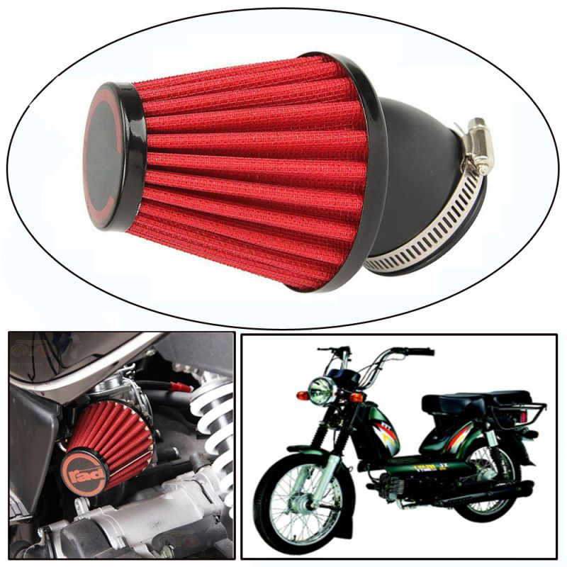 Buy Capeshoppers Rad High Performance Bike Air Filter For Tvs