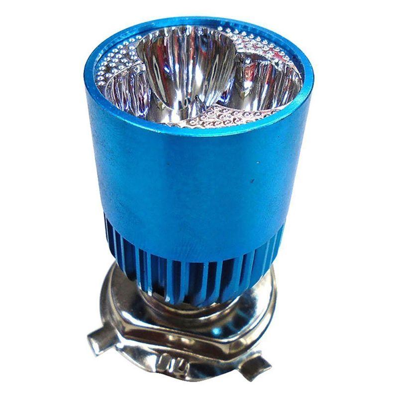 Buy Capeshoppers H4 3led Super White Headlight Bulb For Bajaj Xcd 125cc online