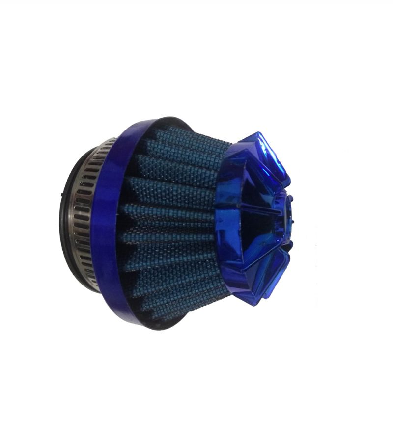 Buy Capeshoppers New Advance Moxi Blue Filter For Mahindra Kine 80cc Scooty online