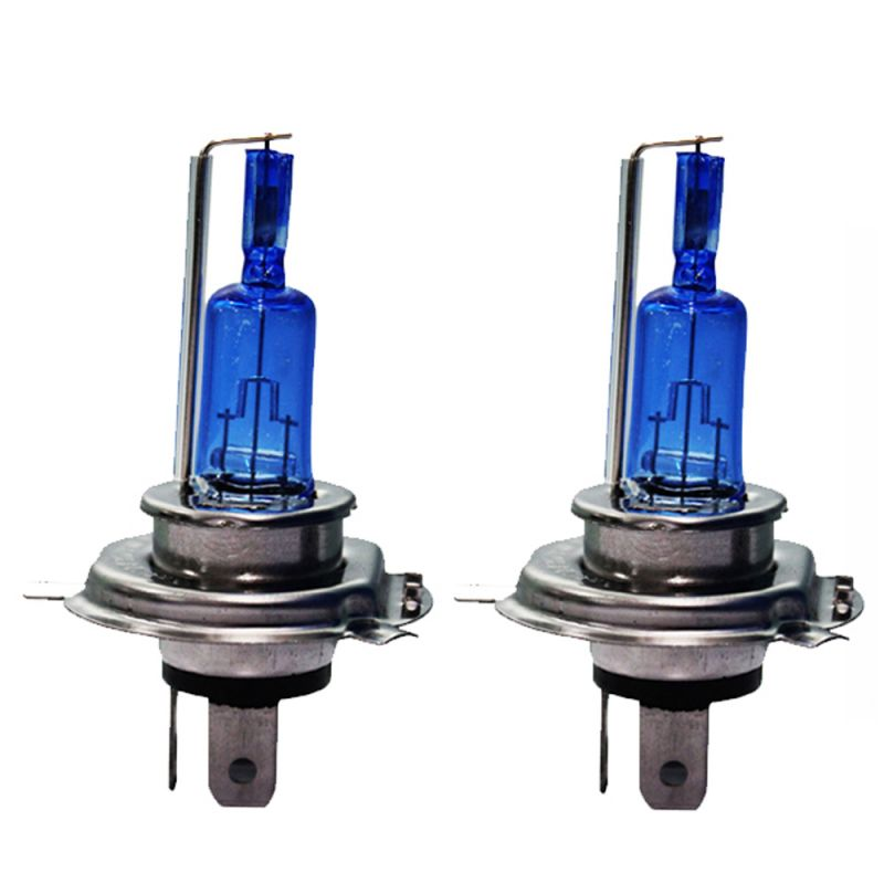 Buy Capeshoppers - Xenon Cyt White Headlight Bulbs For Tvs Victor Glx 125 Set Of 2 online