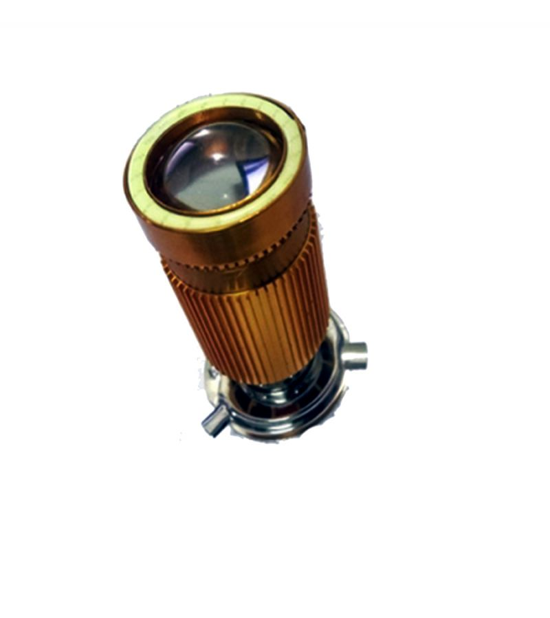 Buy Capeshoppers H4 Super 2 Headlight Bulb For Tvs Victor Glx 125 online