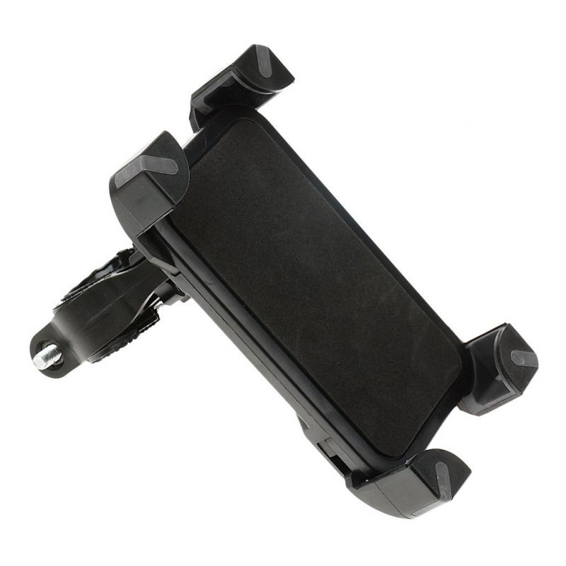 Buy Capeshoppers Stylish Clip Grip Mobile Holder With USB For Hero Motocorp CD Deluxe O/m online