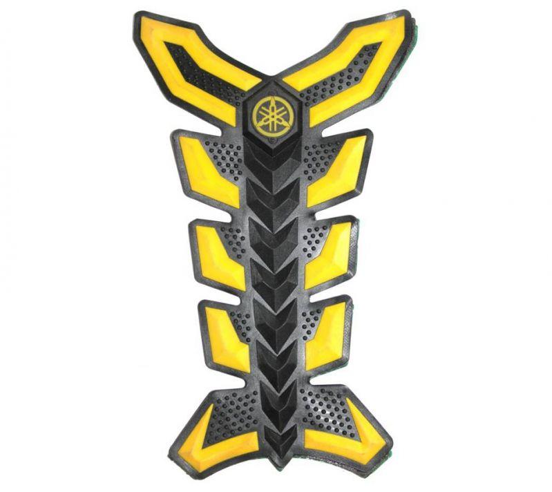 Apache rtr 180 yellow colour dress