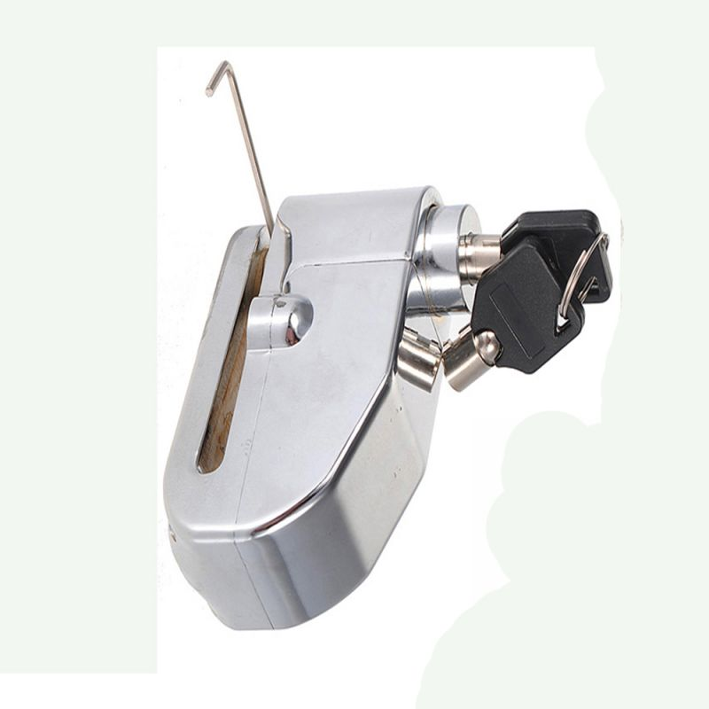 Buy Capeshoppers Alarm Lock For Honda Cb Trigger online