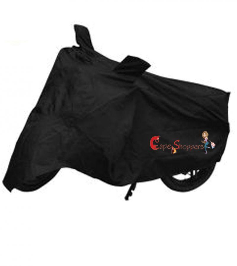 Buy Capeshoppers New Advance Bike Body Cover Black For Bajaj Platina online