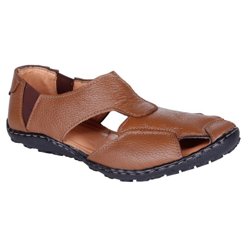 Buy Bachini Tan Sandal For Mens (product Code - 1589-tan) online