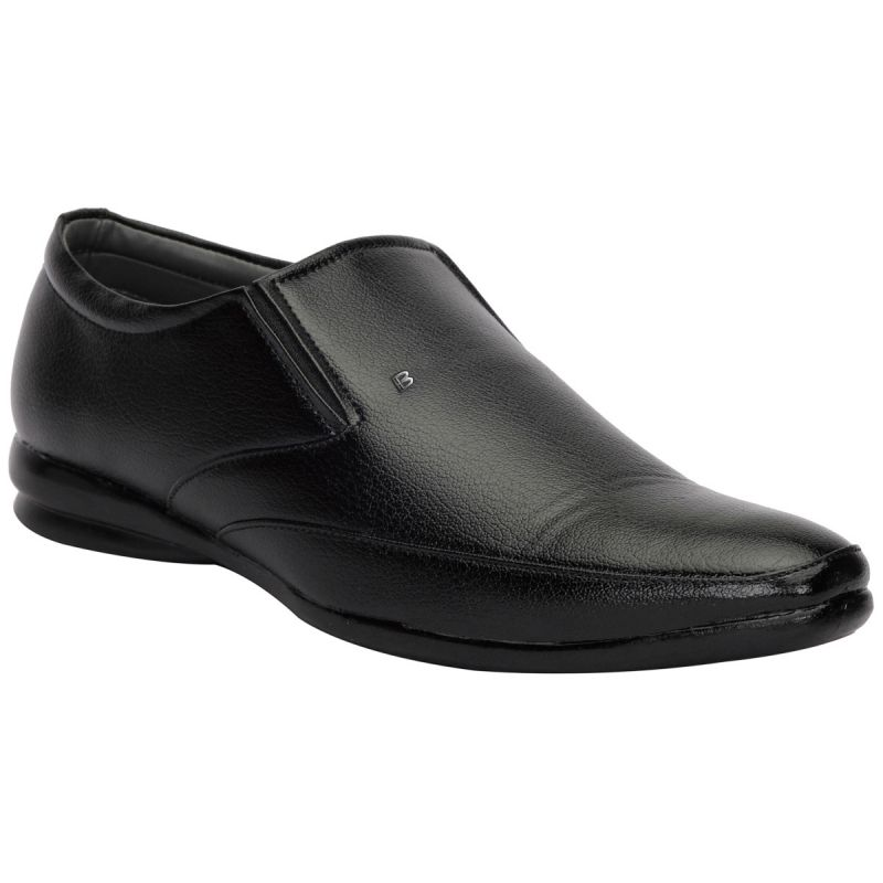 Buy Bachini Black Formal Shoes For Men (product Code - 1594-black) online