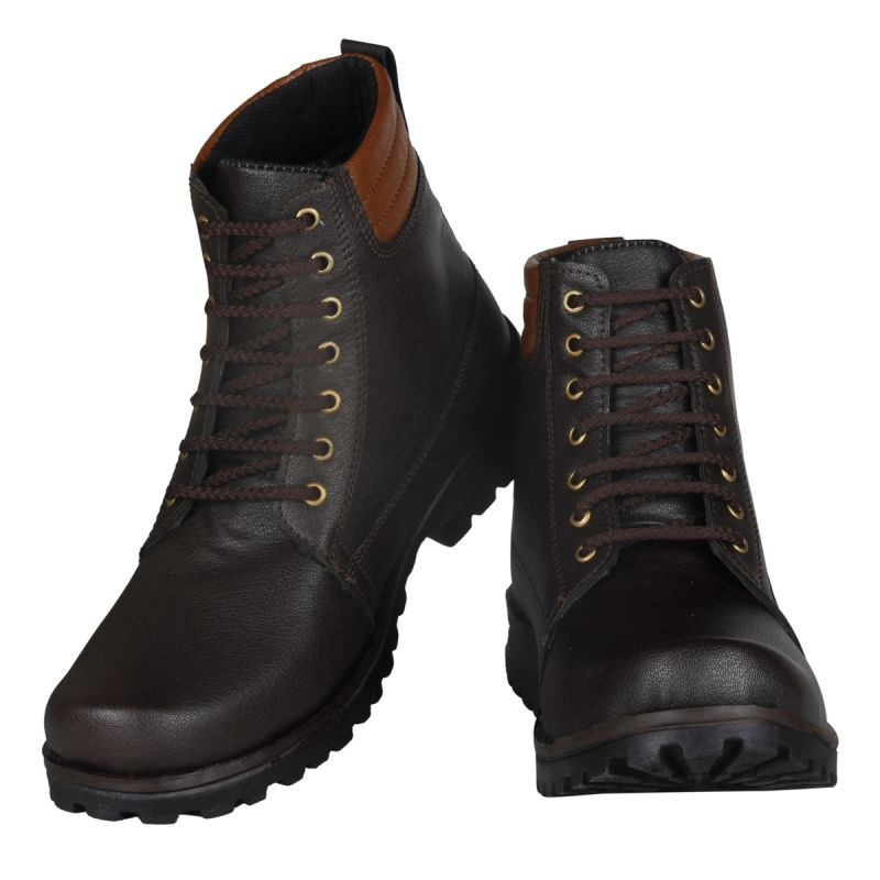 Buy Brown Boot For Men from Agra online