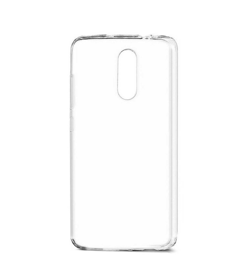 Tbz Transparent Tpu Slim Back Case Cover For Coolpad Mega 3