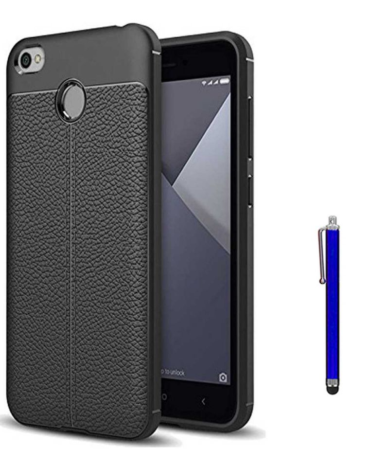 wholesale dealer 7c23b bb27a Tbz Soft Tpu Slim Back Case Cover For Oppo F5 With Stylus - Black