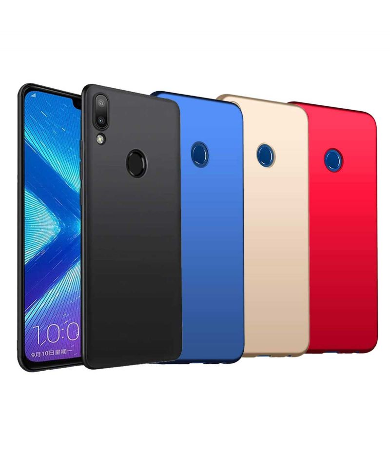 Tbz All Sides Protection Hard Back Case Cover For Huawei Honor 8x