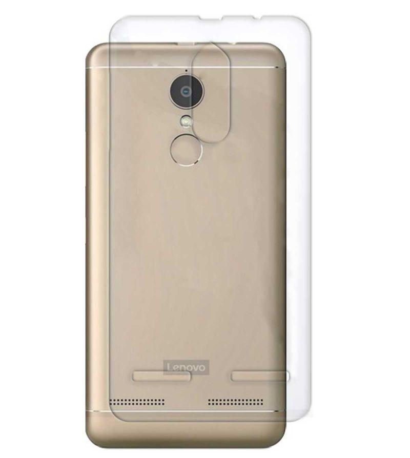 reputable site 54e76 c6480 Tbz Transparent Tpu Slim Back Case Cover For Lenovo K6 Power
