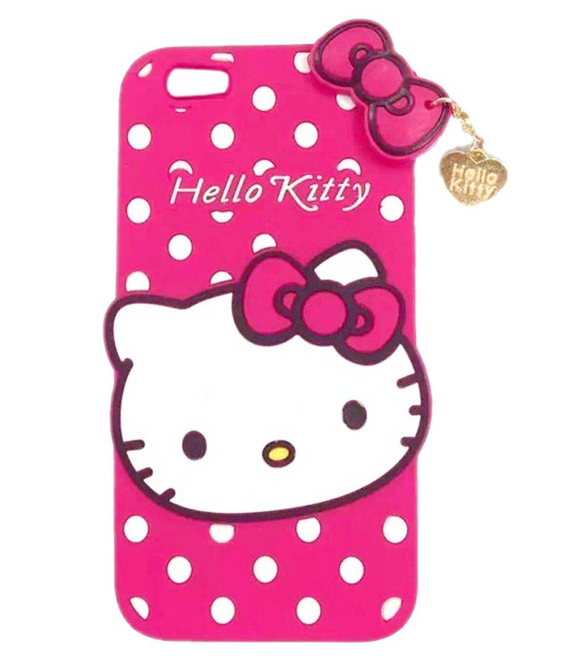 Buy Tbz Hello Kitty Soft Rubber Back Case Cover For Vivo V5 online
