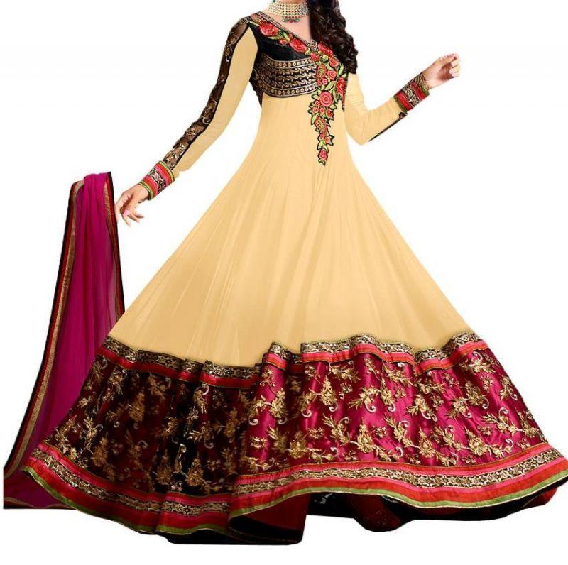 Buy Varanga Designer Anarkali Suit Aw15bs-anr037 online