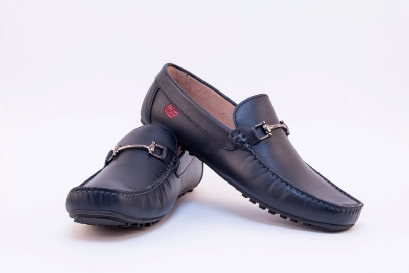 07b66e44eefb5 Careeno Camilio Leather Men's Loafers & Moccasins