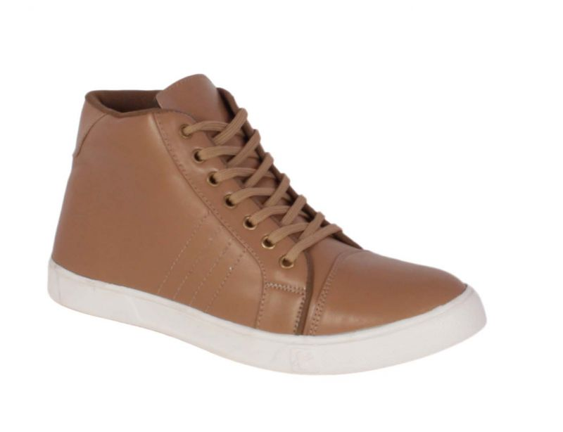 Buy George Adam Mens Synthetic Leather Tan Casual Shoes (code - Yp_006_tan) online