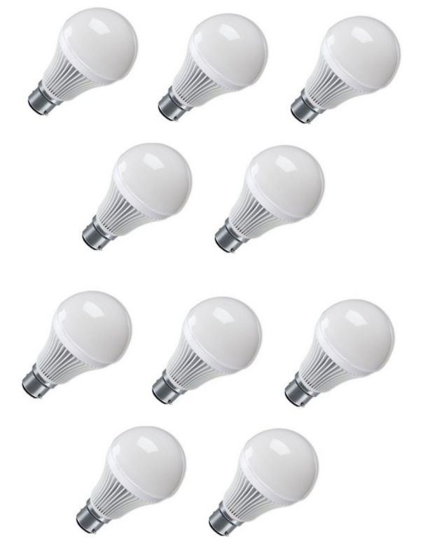 Buy 12 W LED Bulb Set Of 10 online