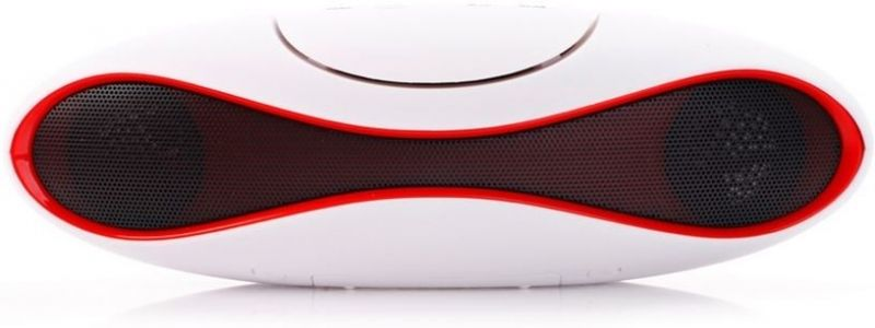 Buy Quace Capsule Bluetooth Speaker Wired & Wireless Mobile/tablet Speaker (white, Single Unit Channel) online