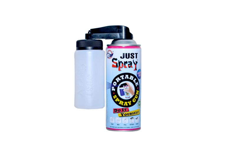 Buy Just Spray Portable Gun No Need Electricity online